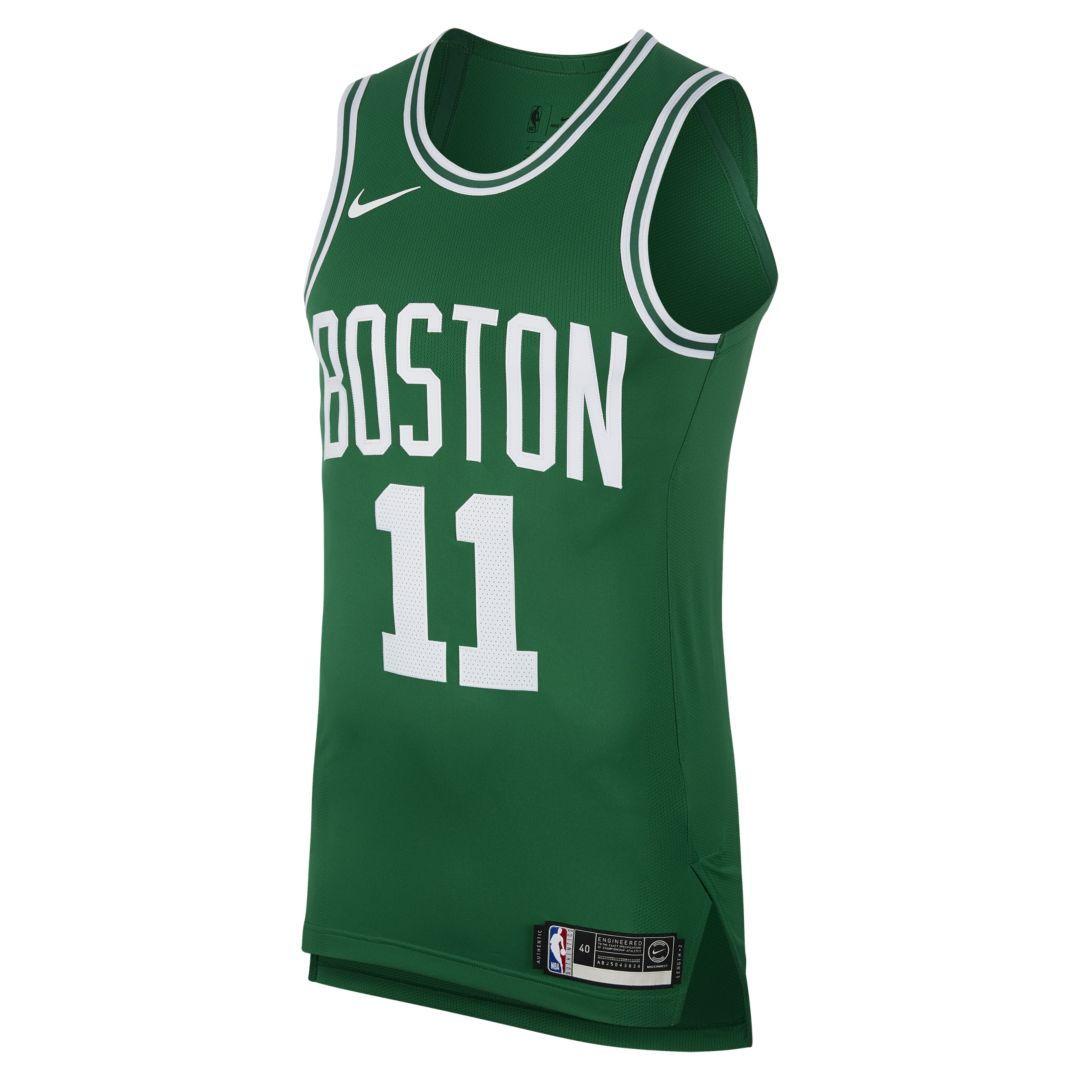 san francisco 61697 9a7a6 Kyrie Irving Icon Edition Authentic (Boston Celtics) Mens ...