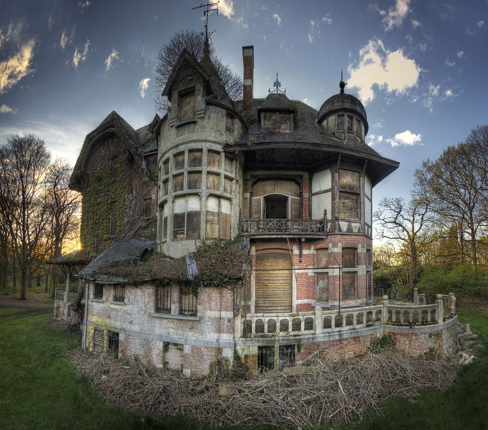 The Creepy House In 2020