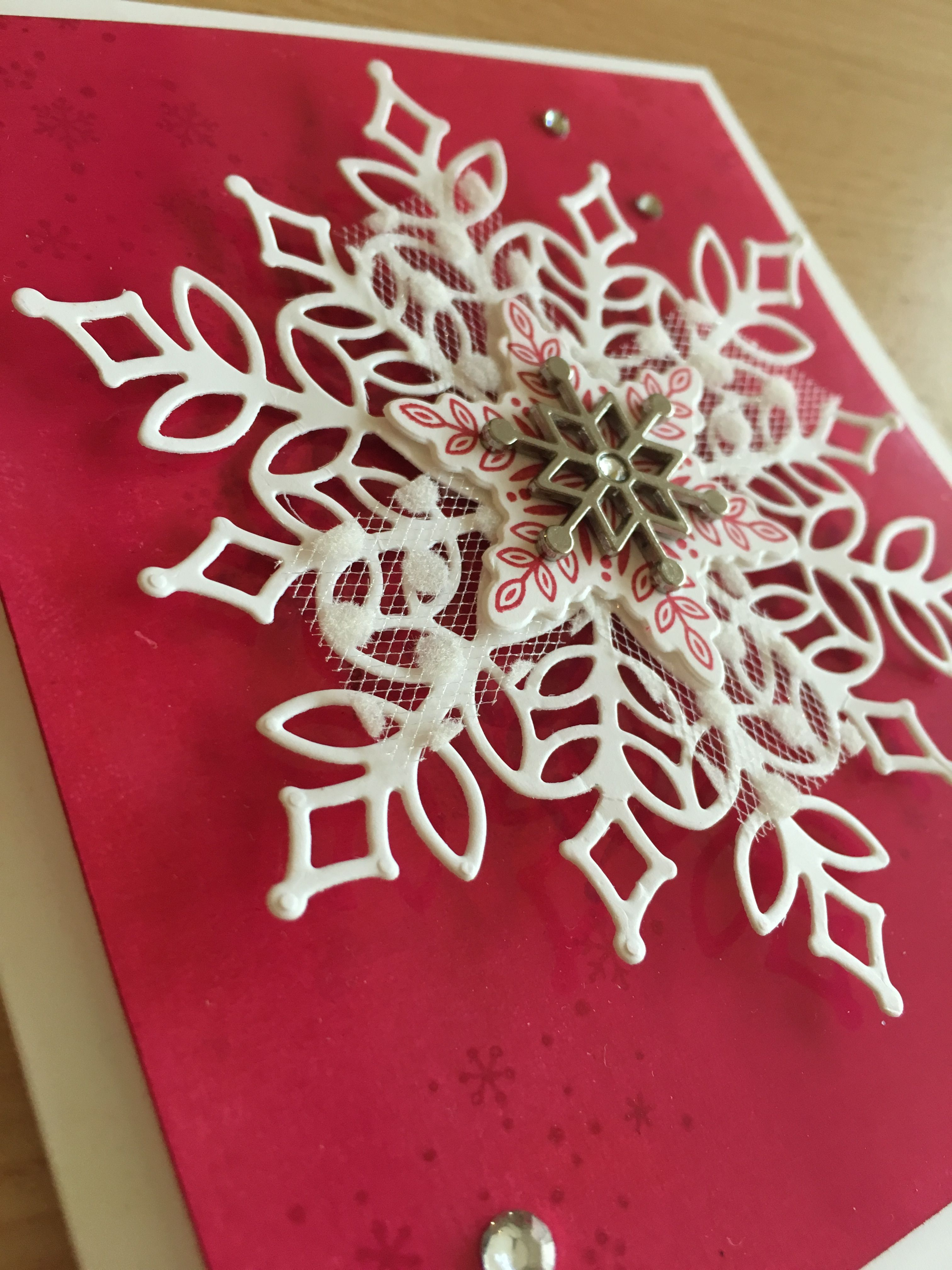 Pin By Renate Weinbergmair On Karten Christmas Card Inspiration Christmas Cards Stampin Up Christmas