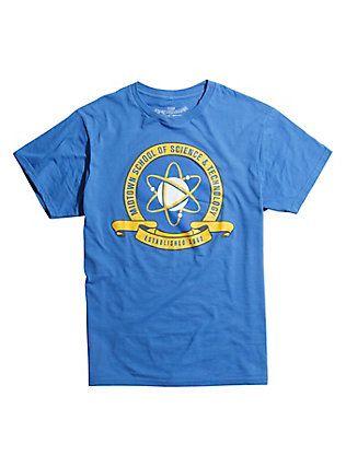 1545b3750 Marvel Spider-Man: Homecoming Midtown Science High School T-Shirt, NAVY