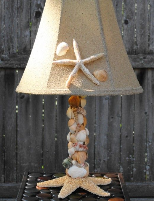 Photo of Seashell Lamps and Lampshades