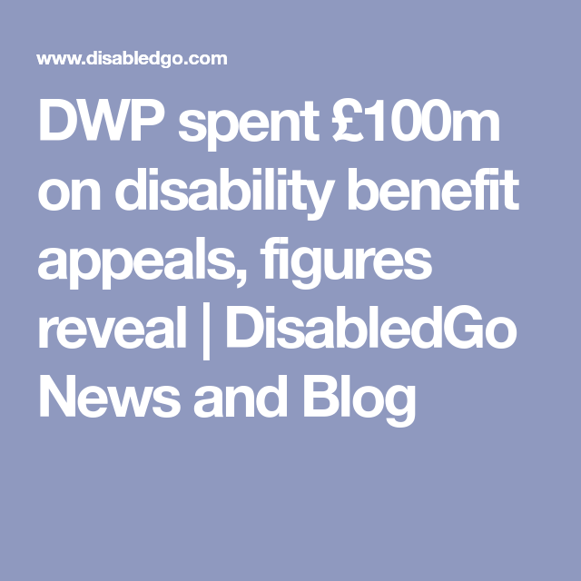 Image result for DWP disability appeals