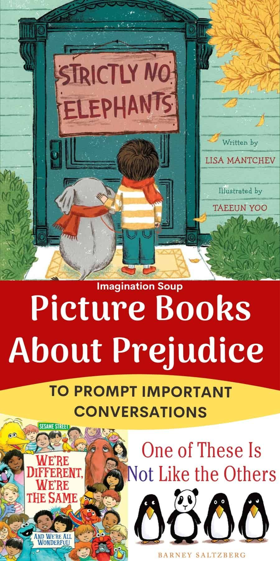 Picture Books That Teach Kids About Prejudice Inclusion And Kindness Picture Book Teaching Kids Classroom Books