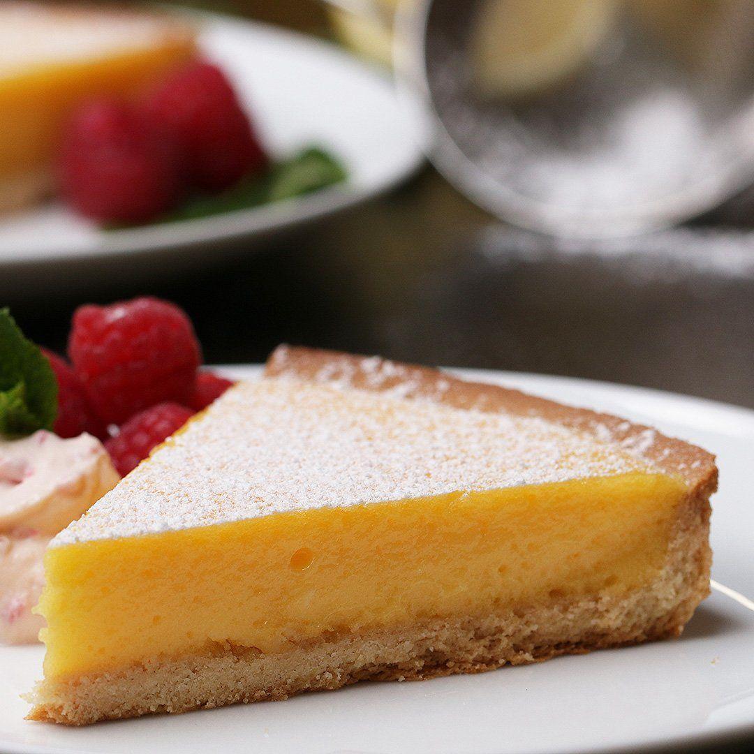 Tasty Japan On Twitter 香り爽やか レモンタルト フランスのデザート レモンタルト チーズケーキ レシピ