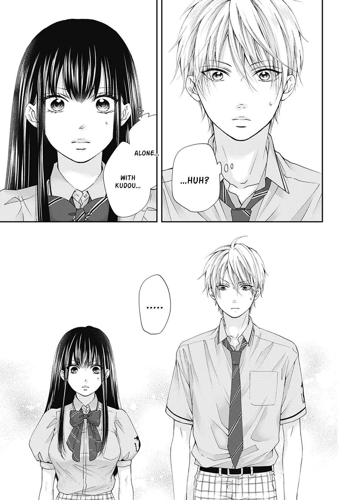 Kono Oto Tomare! Chapter 90: Wavering Blue page 32 - Mangakakalot.com