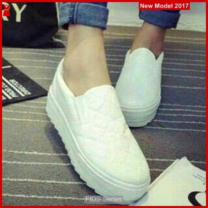 Fids110 Sepatu Wanita Sepatu Kets Warna Biru Bmg Sepatu Wanita