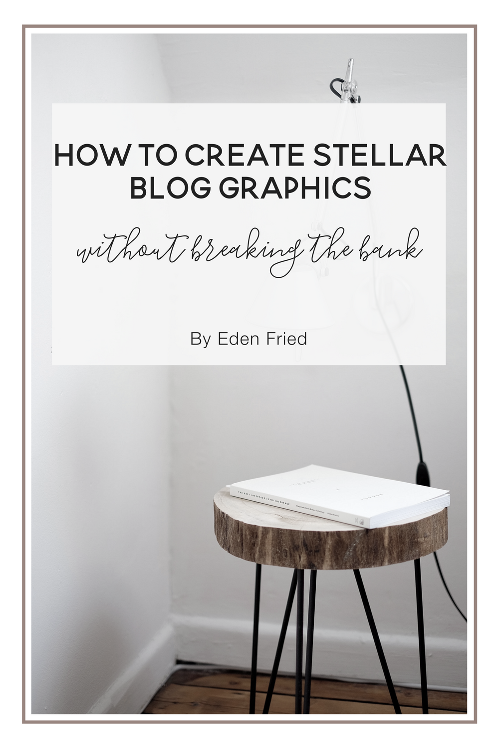 Struggling to create images? Want to know how to create stellar blog graphics without breaking the bank?