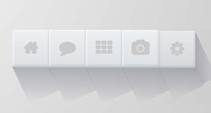 Codepen: pure CSS Buttons | Buttons | Pure products, Menu, Buttons
