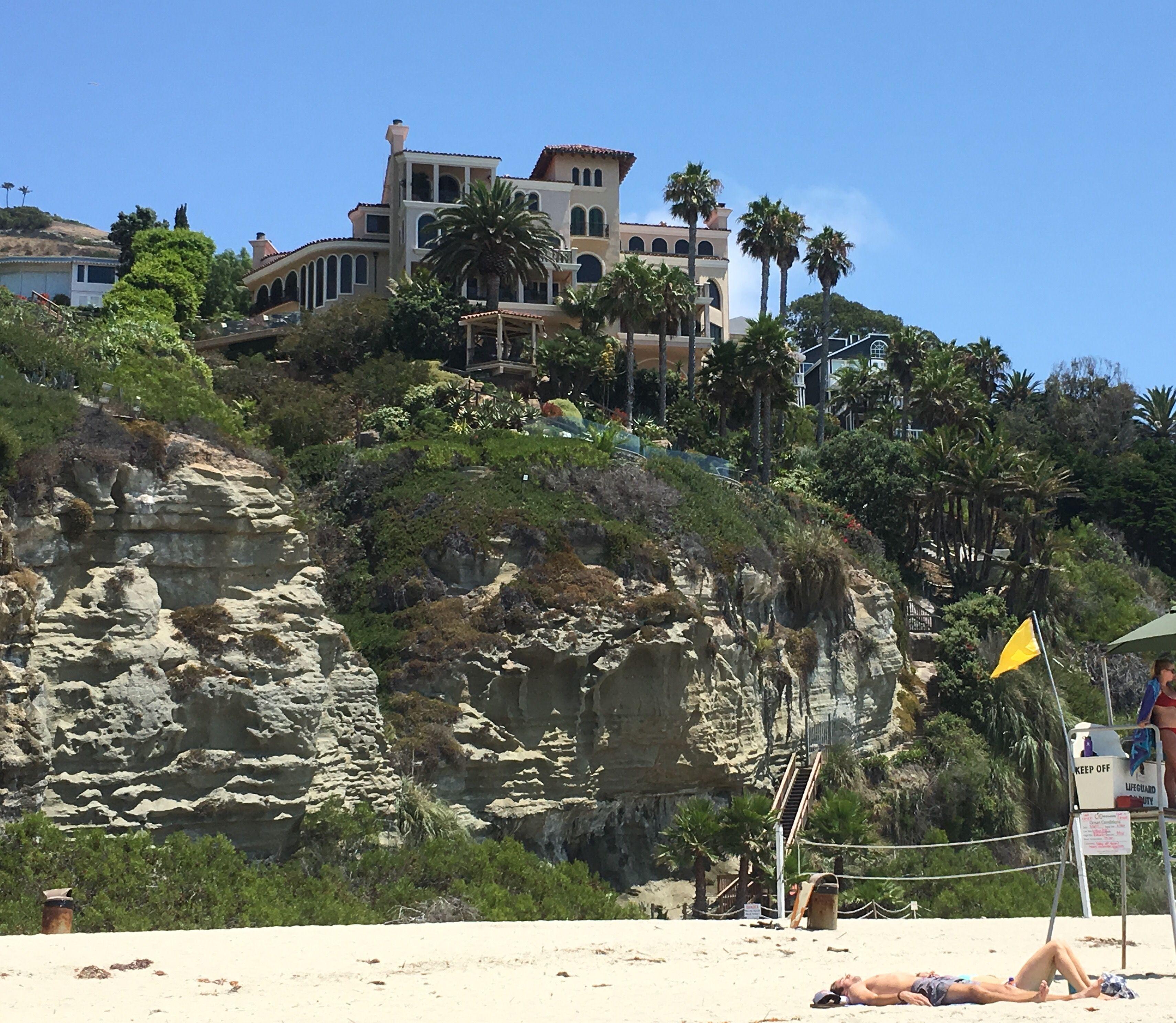 1 000 Steps Beach Villa Serenita Laguna Beach Island Life