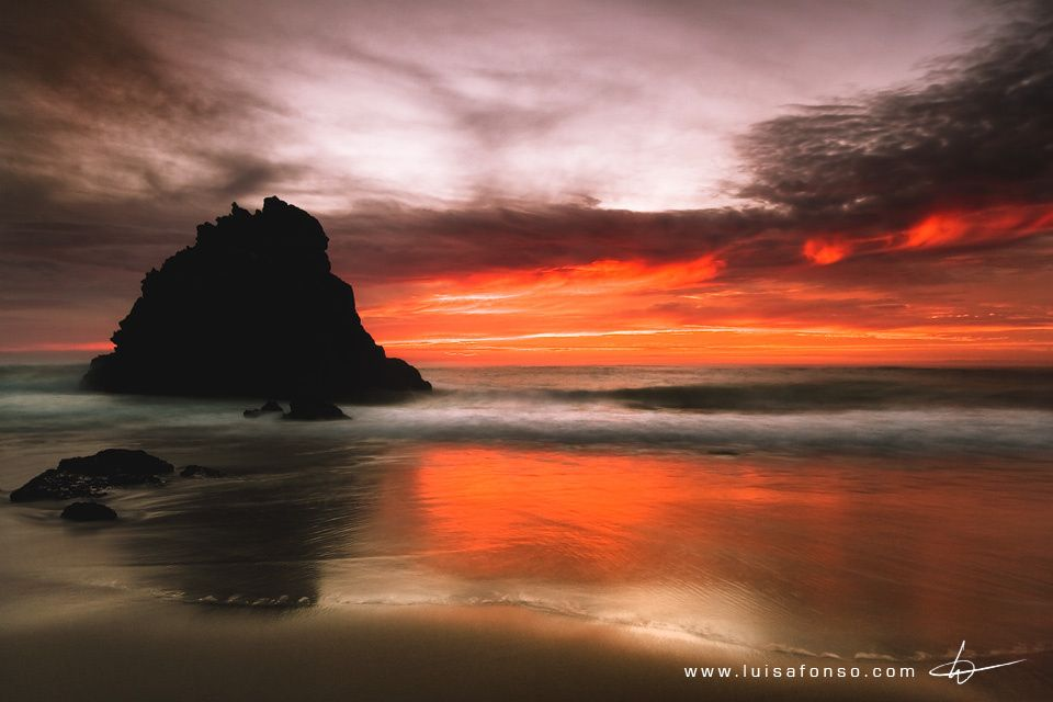 Photograph Red October by Luis Afonso on 500px