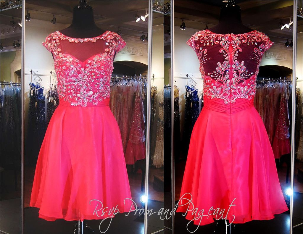 Hs cherry homecoming dress clothing pinterest