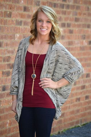 Camping Trip Cardigan – Girly Girl Boutique