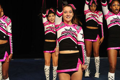 Diamond All Stars Cheerleading Who We Are Cheerleading All Star Cheerleading Squad