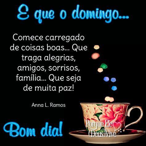 Frases De Bom Dia Para O Facebook E Whatsapp Frases De Bom Dia