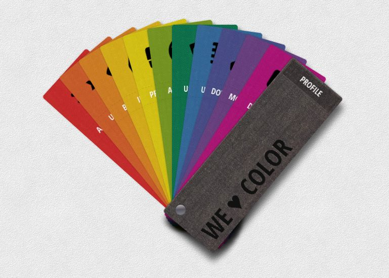 Swatch Book With CSS3 And JQuery Print DesignColor