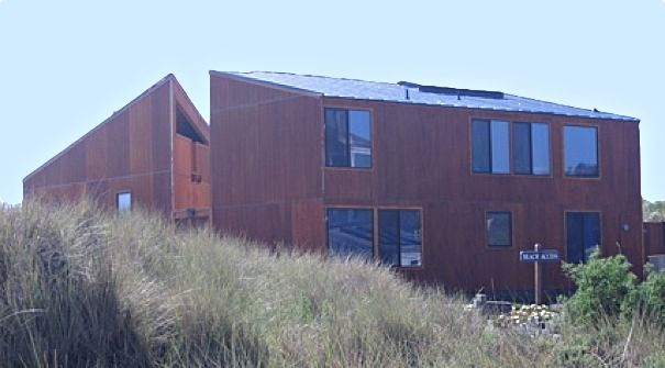 Pajaro Dunes Near Watsonville Ca House 5 Right On The