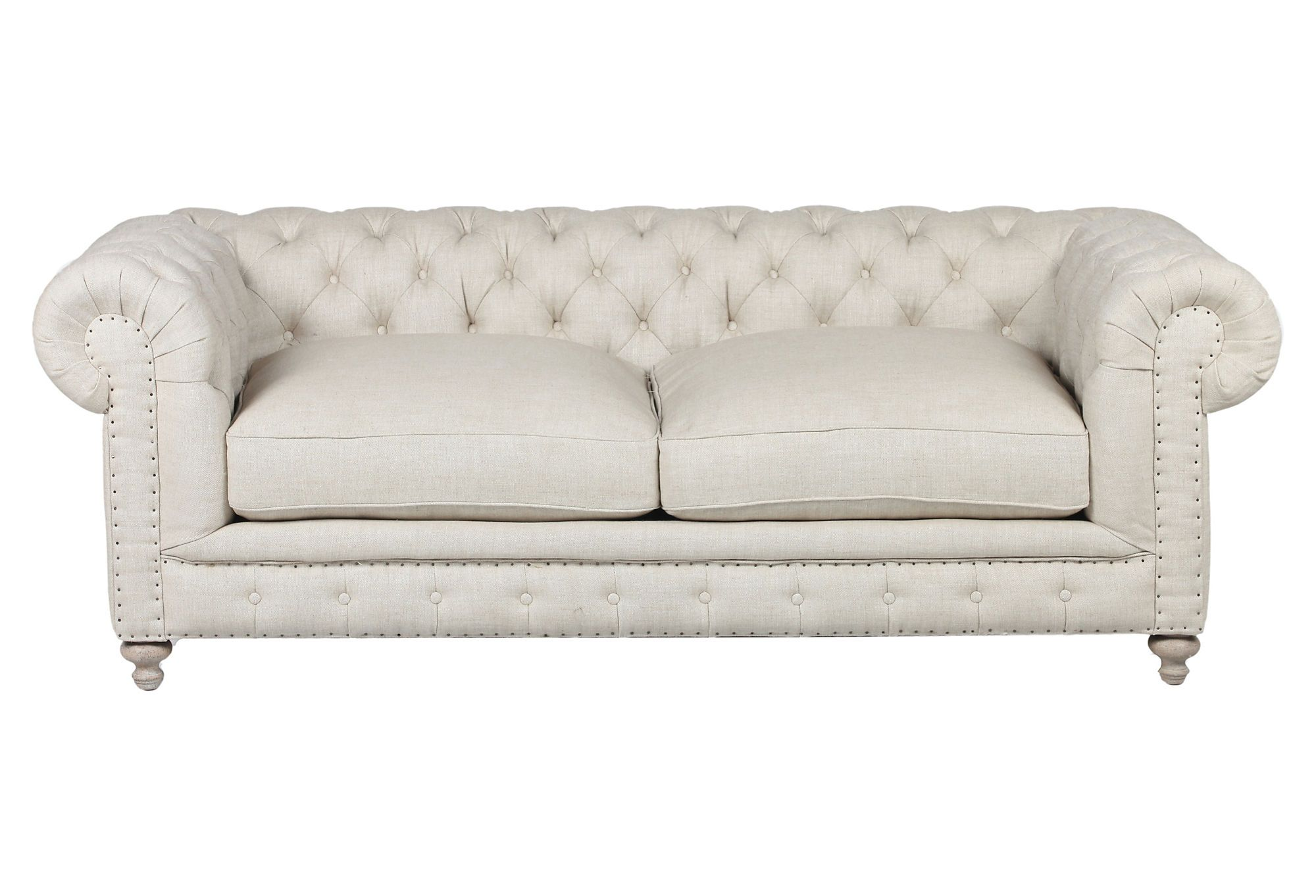 If I Were To Do A Chesterfield Sofa This Would Be The One.