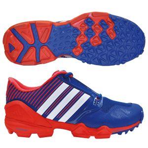 sale retailer d2205 89971 Adidas Adipower Hockey Turf Shoe Zapatillas De Tacos, Lacrosse, Sóftbol,  Hockey Sobre Césped