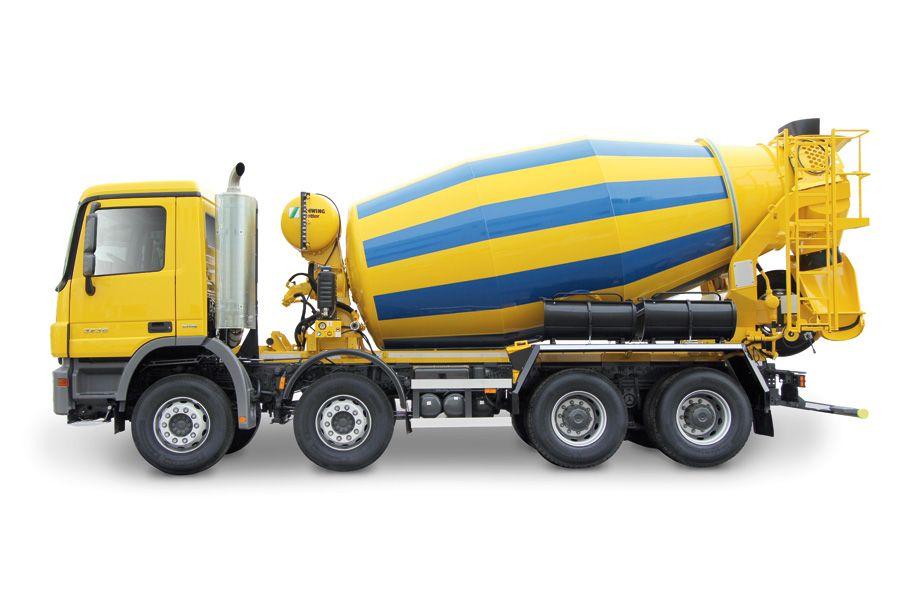 Heavy duty c3 schwing stetter gmbh concrete truck