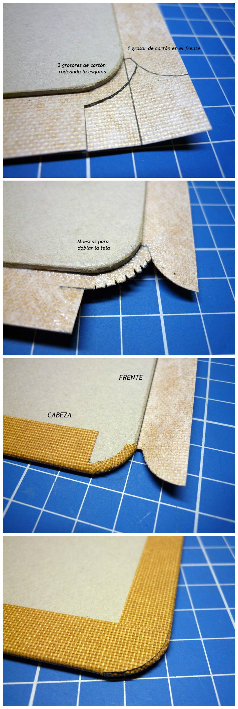 tapizar esquinas silla