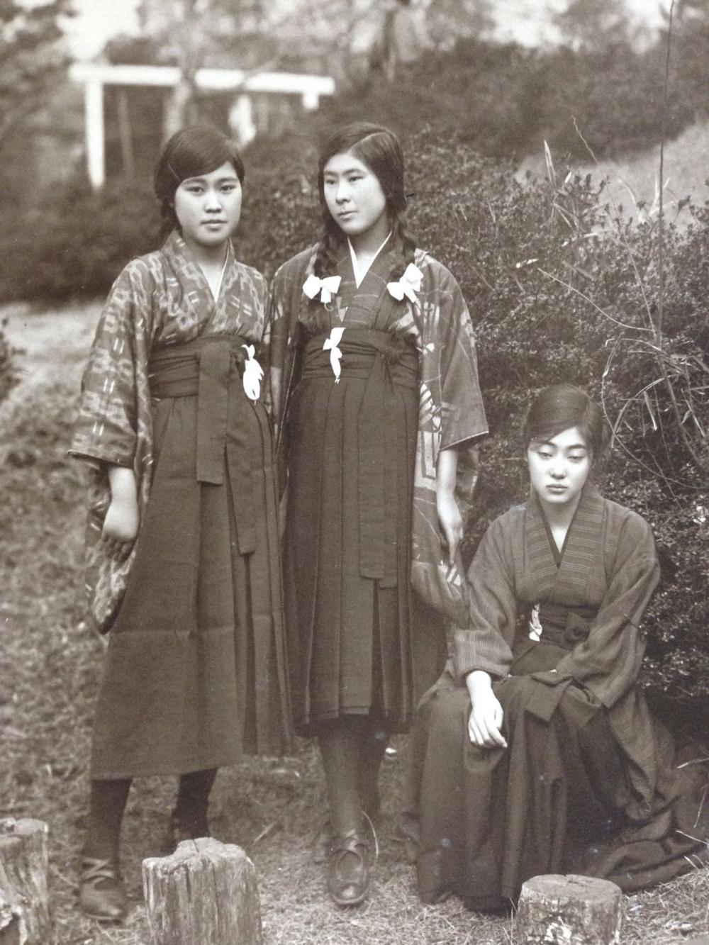 the kimono gallery photographies du japon de la periode taishō jidai 大正時代 1912 1926 meiji era japanese history vintage japan