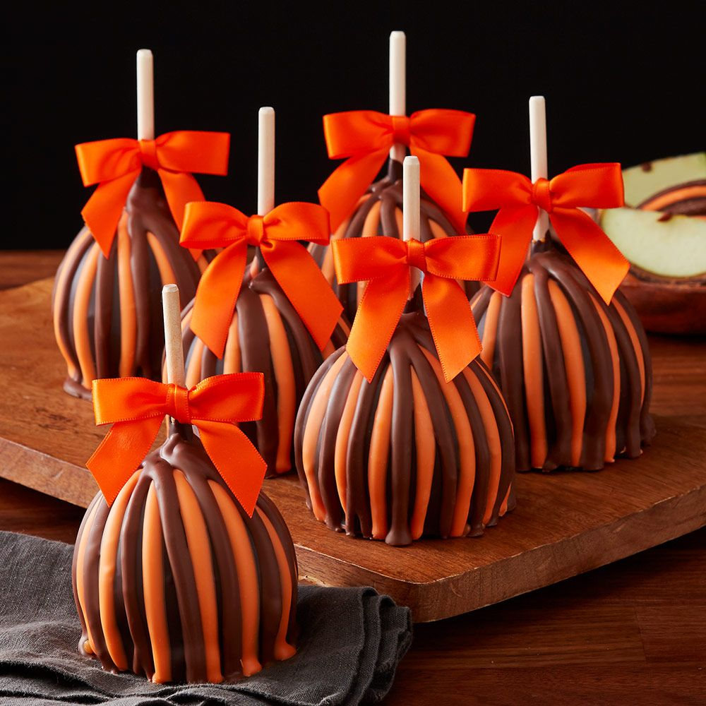 What's Fall without caramel apples? Whether entertaining