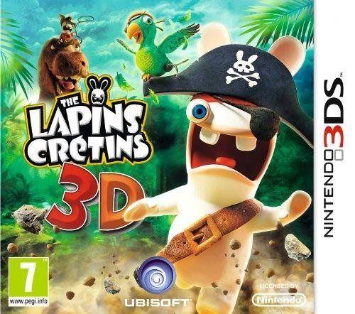 Les lapins crétins 3D Ubisoft…