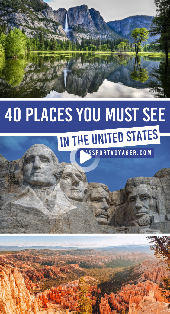 45 Most Beautiful Places In America Beautiful