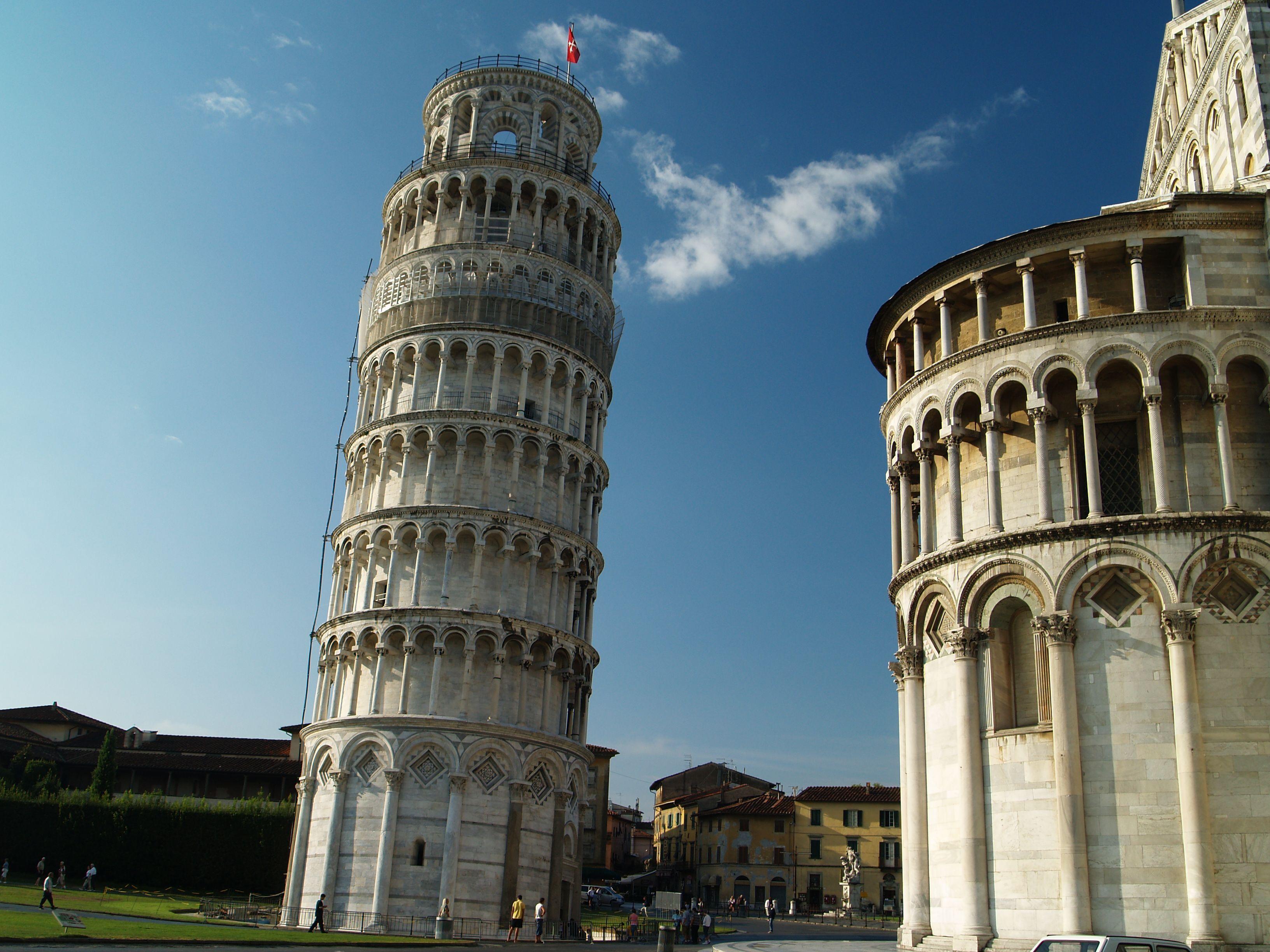 его картинка с пизанскими башнями цена