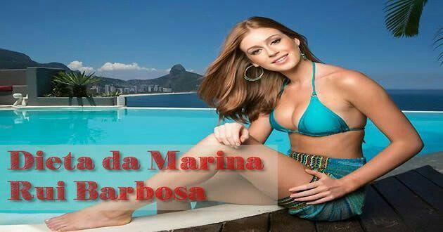 Pouco tempo após finalizado seu primeiro papel como protagonista, Marina Rui Barbosa teve que aderir a uma dieta para encorporar sua personagem em Totalmente Demais. Veja. http://www.dicasperderpeso.com/dieta-marina-rui-barbosa-totalmente-demais/