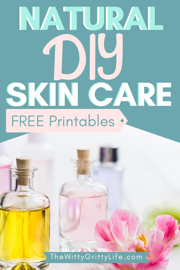 Natural Diy Skincare In 2020 Diy Skin Care Natural Skin Care Diy Homemade Skin Care