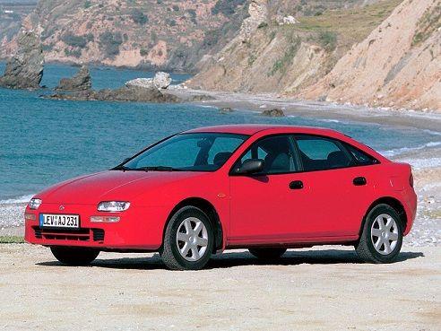 Mazda 323 F 1994 1998 Mazda Japanese Cars Bmw Car