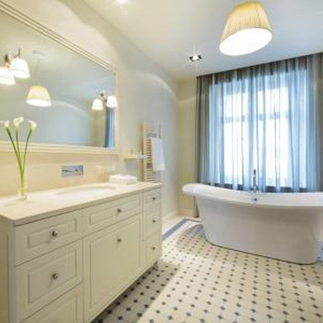 What Type Of Paint To Use For Bathrooms Hunker Bathrooms Remodel Bathroom Remodel Pictures Bathroom Design