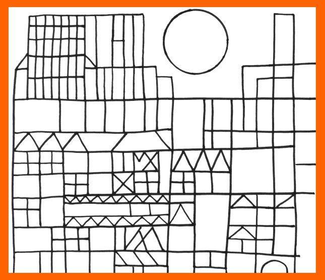 Klee, shapes and potatoes | ΤΕΧΝΗ-ART | Pinterest | Paul klee, Art ...