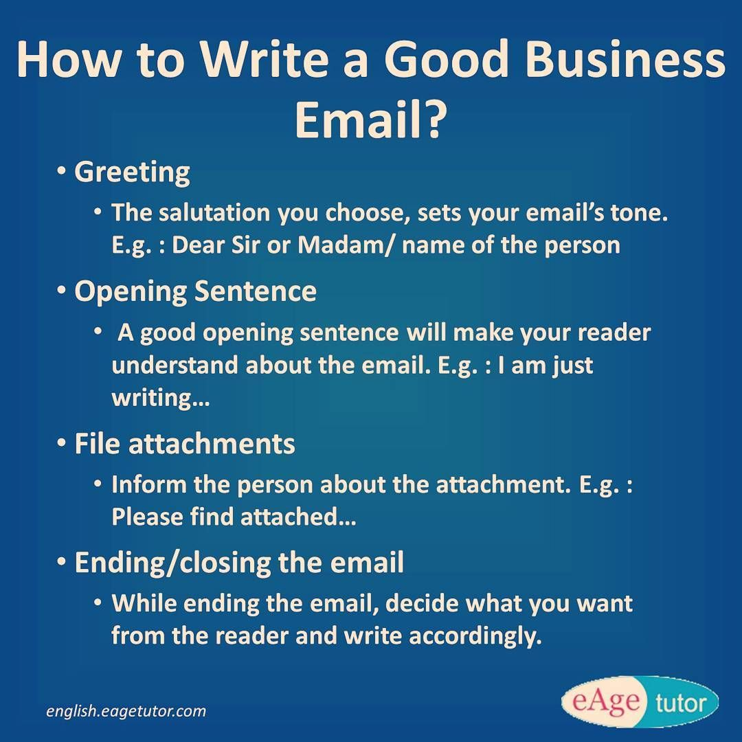 Emails Are Very Important In The Professional World Learn How To