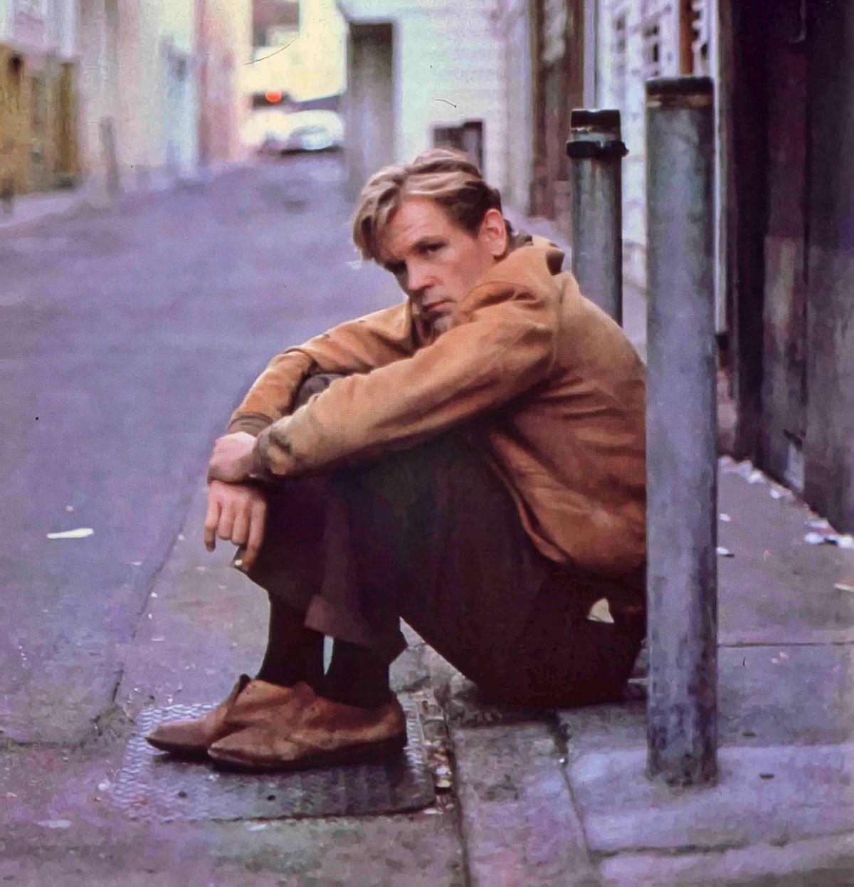"""Nick Nolte en """"Generación Perdida"""", 1980"""