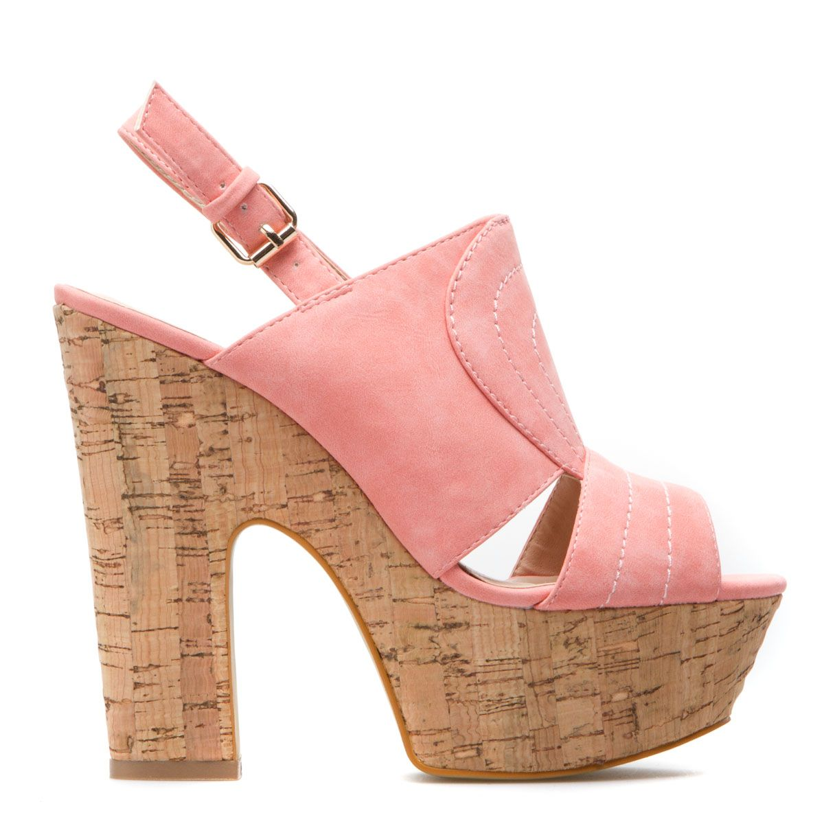 0474fa30233 Slingbacks, platforms, sandals and PINK? Why aren't these in my ...