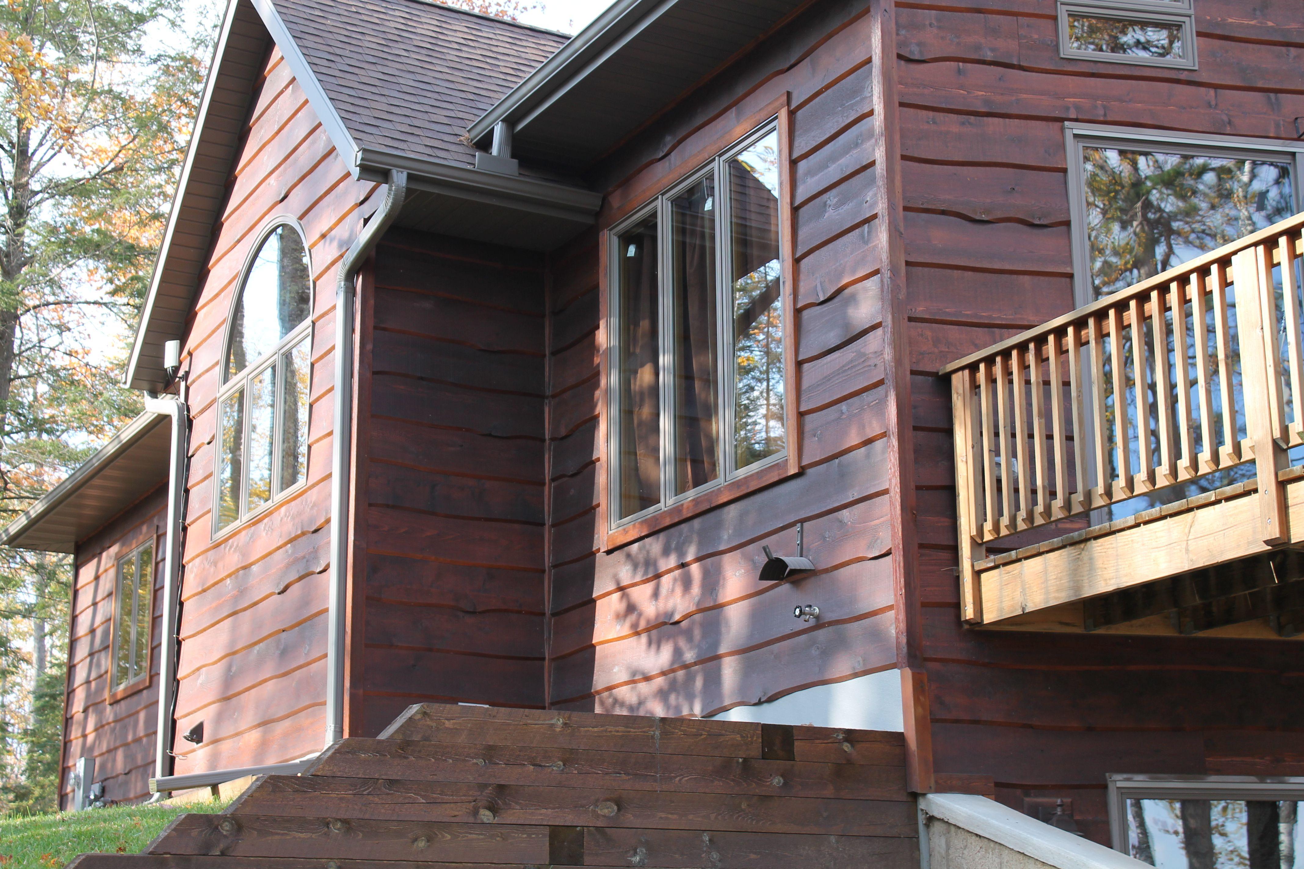 15 16 X12 Tight Knot Cedar Haida Skirl Sikkens L S 077 Cedar Wood Siding Surface Textures Outdoor Decor
