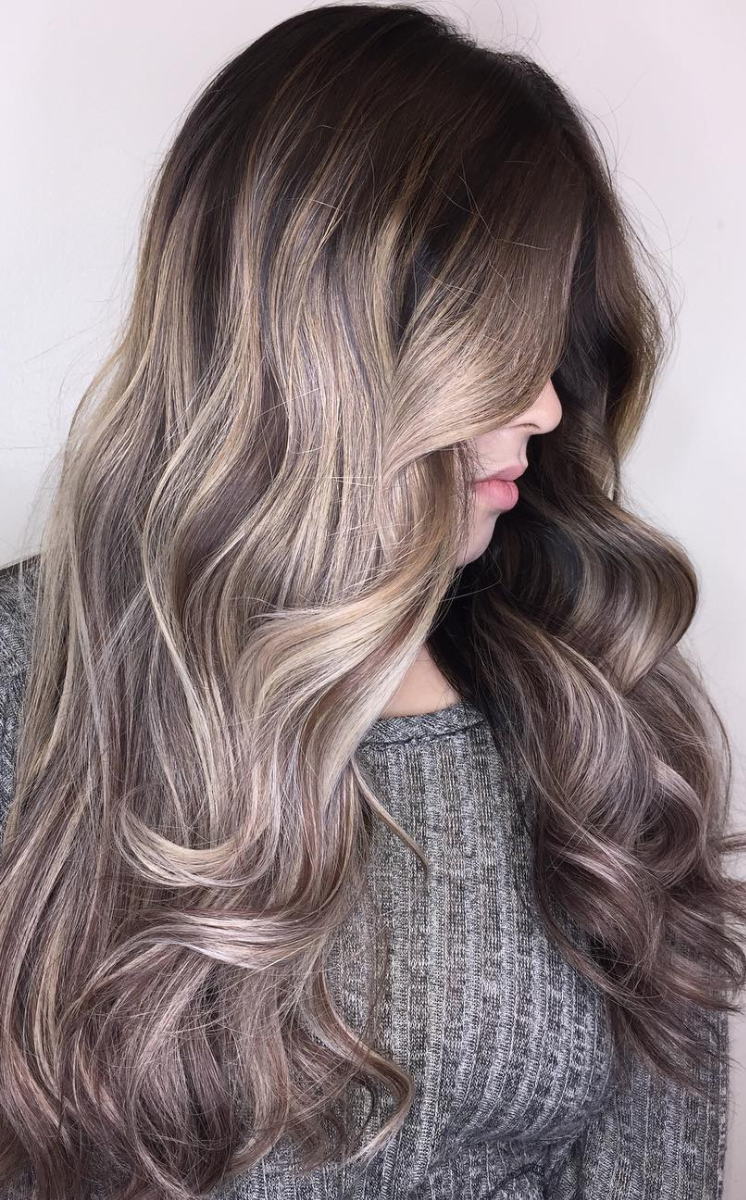 A Guide To Find Out What Hair Color Best Matches Your Skin Tone From Blonde Balayage Styles To Blonde Hair Color Blonde Hair With Roots Blonde For Dark Skin