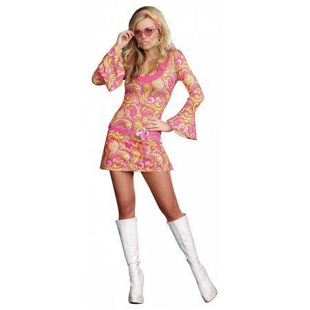 Go Go Gorgeous Adult Costume - Medium