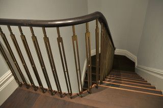 Best Bronze Balustrade Staircase London By Elite 400 x 300
