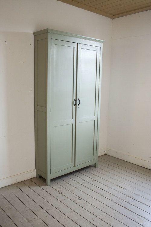 1ondiepe lichtgroene kledingkast_5.jpg | Badkamer | Pinterest