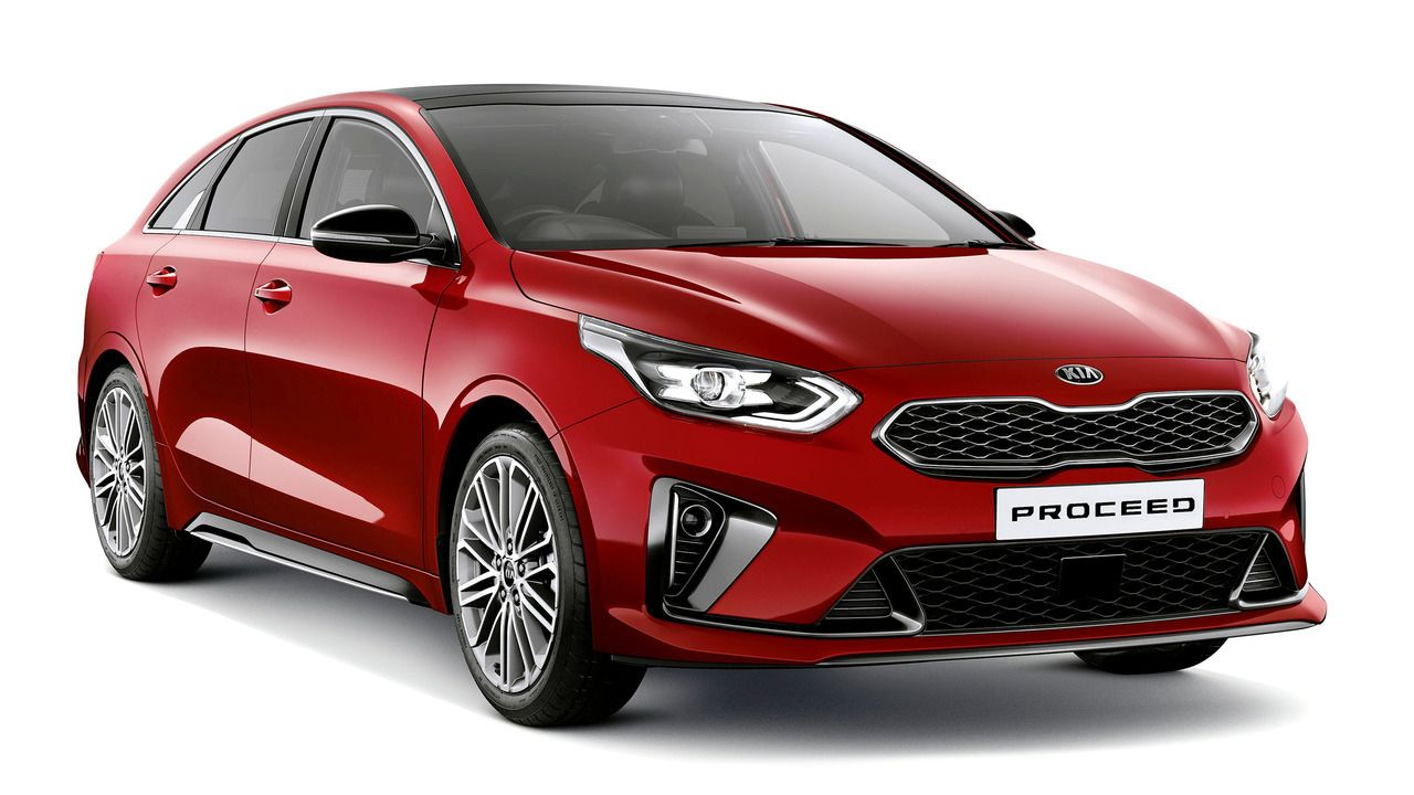 Kia Proceed 2019 Kia Have Presented Their New Generation Five Door Shooting Brake Shooting New Brake In 2020 Kia Ceed Shooting Brake Kia