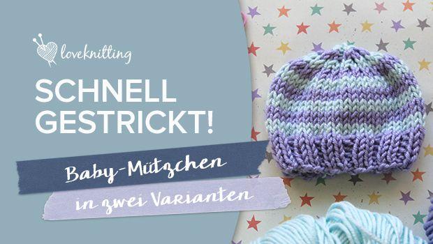 Photo of Mütze stricken | LoveCrafts, Neues Zuhause von LoveKnitting