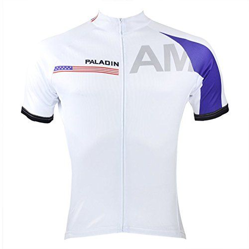 Paladin Mens America Short Sleeve Cycling Apparel Top Size 6XL    You can  get additional details at the image link.  74eb586e3