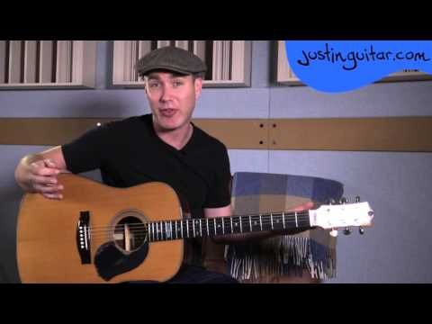 All I Want Is You - U2 - Beginner Easy Song Guitar Lesson