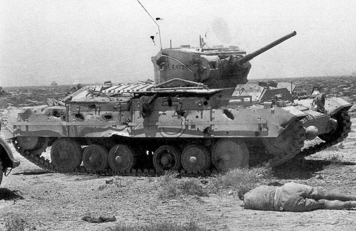 Mk Iii Valentine Riddled With Holes In North Africa 1942 British Tank Valentine Tank Tanks Military
