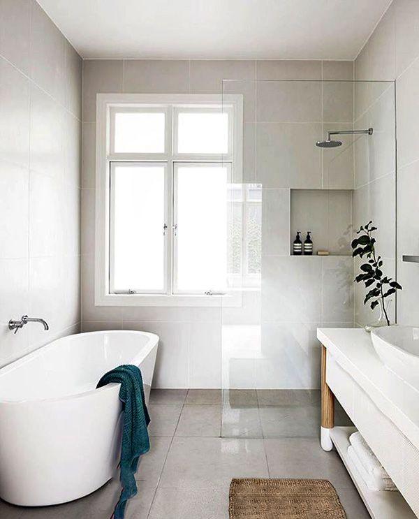 White Bathroom Minimalist Bathroom Design Small Master Bathroom Bathroom Design Small Modern Small white bathroom design ideas