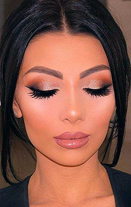 Photo of 66+ New Ideas For Makeup For Brown Eyes Brunette Bridal Make Up