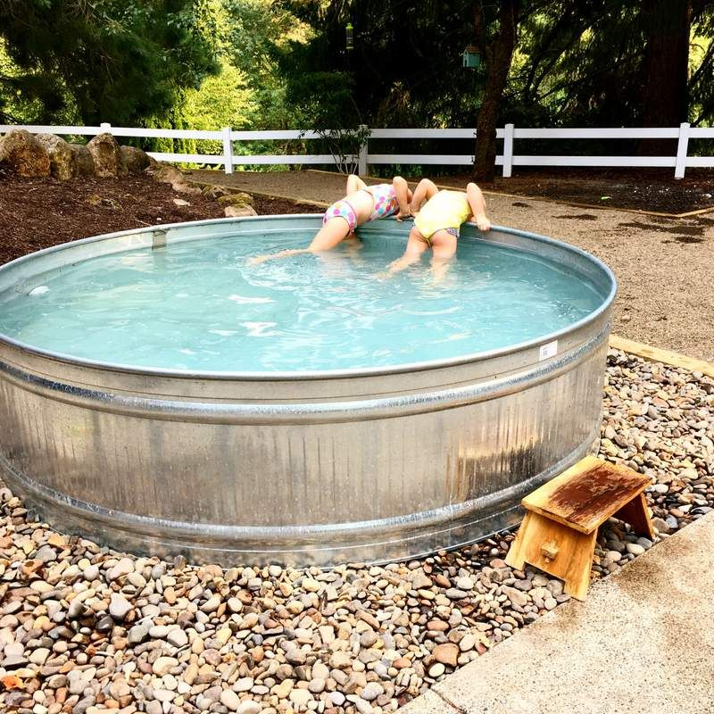 31 clever stock tank pool designs and ideas stock tank
